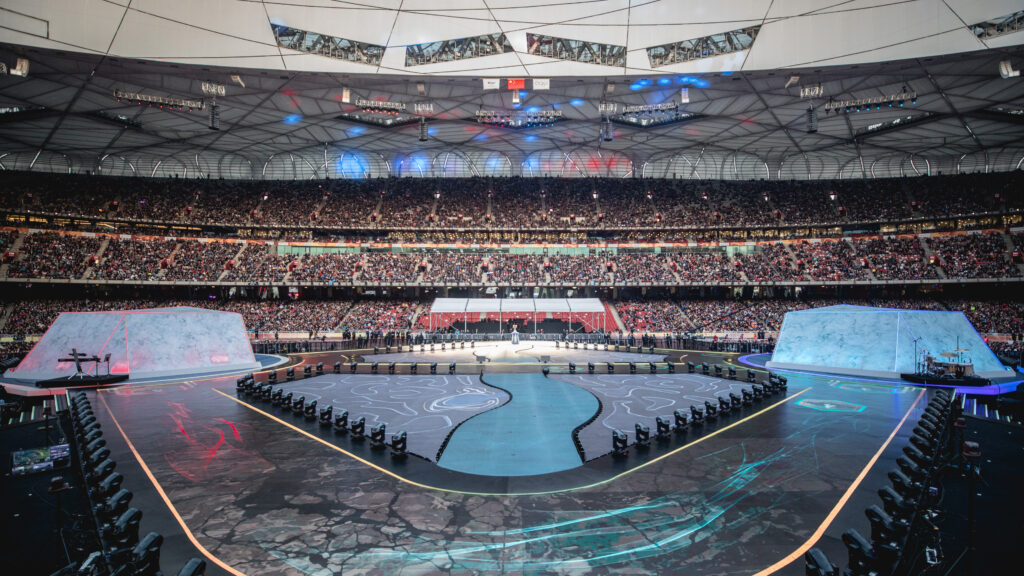 2017 World Championship Finals Stage